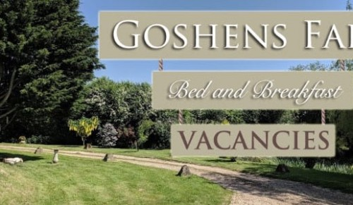 Getaway from it all at Goshen's Farm – Promotional Feature