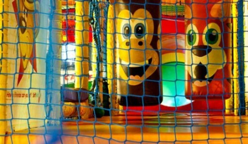 Monkey Mansion at Fitness At Gurnard, Cowes – Unlimited Soft Play Session for Kids – normally £3.50 deal price £2.50