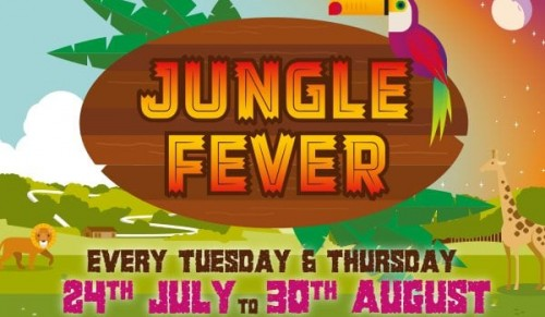 Robin Hill's got Jungle Fever this Summer – Promotional Feature