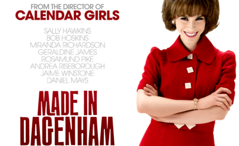 The Extraordinary Travelling Film Show, Mottistone Gardens – Discounted Tickets to Outdoor Screening of Made in Dagenham – normally £11.00 deal price £6.00