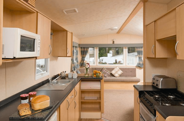 Whitecliff Bay Holiday Park, Bembridge – Weekend and Midweek Comfort Caravan Breaks for up to Eight People – normally up to £345.00 deal price from £129.00