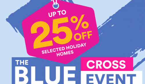 Don't miss the Blue X Event at Parkdean Resorts on the Island – Promotional Feature