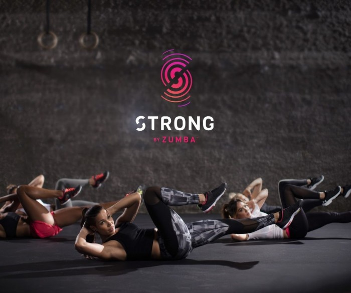 STRONG by Zumba with Luisa Parsons – Three Strong by Zumba Classes – normally £18.00 deal price £10.00