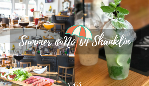 Join No.64 Shanklin this Summer – Promotional Feature
