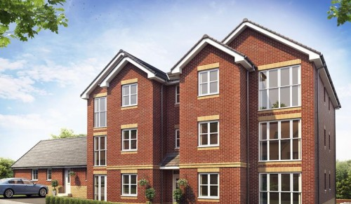 Home of the Week with Flooring included at Hawthorn Meadows, Whippingham – Promotional Feature