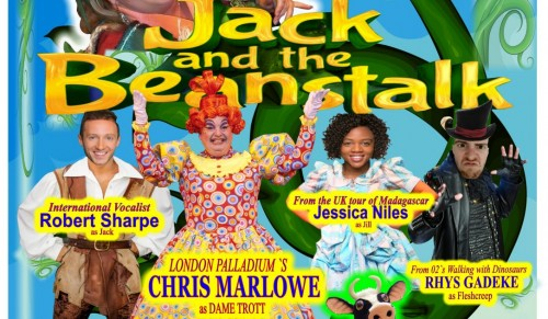 Medina Theatre, Newport – Discounted Jack and the Beanstalk Christmas Panto Tickets for Adults and Kids – normally up to £17.50 deal price from £11.00
