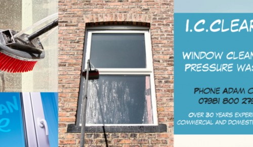 A Window Cleaning Company with a Difference at I.C.Clearly Cleaning Services – Promotional Feature