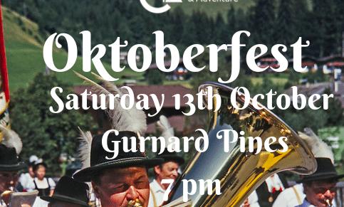 Oktoberbest at Gurnard Pines – Promotional Feature