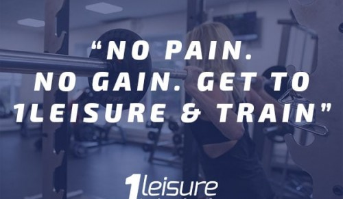 Get Fit with 1Leisure – Promotional Feature