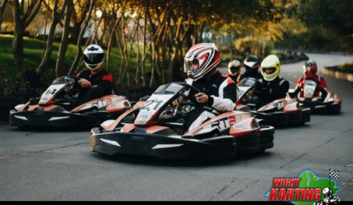 Wight Karting, Ryde – Exclusive Race Track Takeover for up to 20 Drivers plus Unlimited Spectators – normally up to £980.00 deal price from £312.00