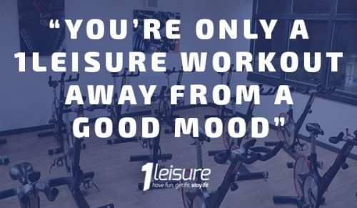Get that good mood feeling at 1Leisure – Promotional Feature
