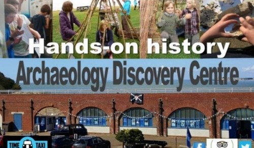 The Archaeology Discovery Centre, Yarmouth – Discounted Museum Entry for All including Family Tickets – normally up to £14.00 deal price from £3.00