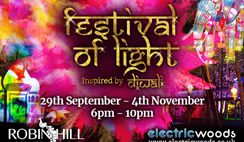 Step into the vibrant world of Diwali at Robin Hill – Promotional Feature