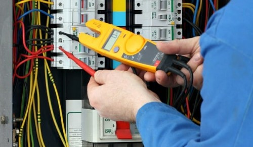 DMC Services, Island-Wide – Professional Safety Check on Electrical Installations in Your Home – normally £90.00 deal price £69.99
