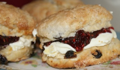 God's Providence House, Newport – Choice of Homemade Sweet or Savoury Scone plus Tea or Coffee – normally up to £5.50 deal price £3.95