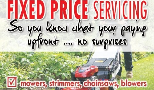 Does your mower need some love at Stubbings Bros – Promotional Feature