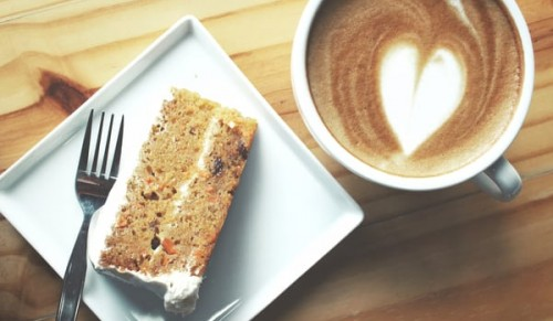 Appley Beach Cafe, Ryde – Homemade Cake and Coffee for Two – normally up to £10.60 deal price £5.95