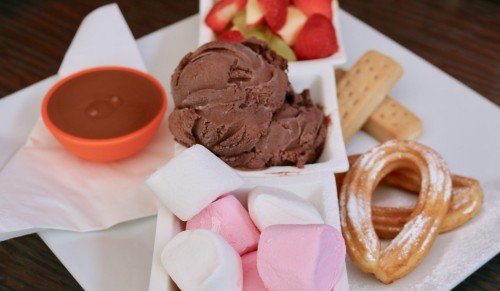 Chocolate Island, Godshill – Belgian Chocolate Luxury Tapas for Two or Three – normally up to £19.50 deal price from £6.50