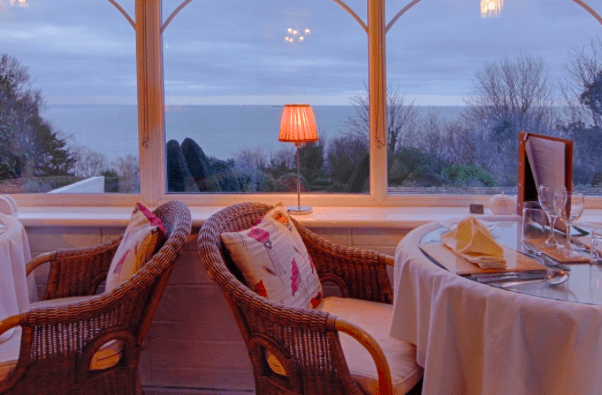 Luccombe Hall, Shanklin – Coastal Getaway for Two including Two-Course Dinner, Overnight and Breakfast – normally up to £189.00 deal price £99.00