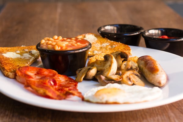 Wood's Kitchen, Godshill – Fun-Filled Breakfast with Santa including Gift for Children and Adults – normally up to £17.95 deal price from £7.95