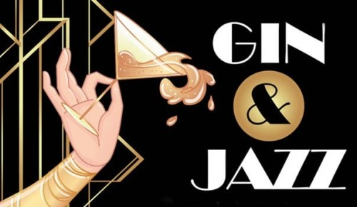 Wood's Kitchen, Godshill – Gin and Jazz Night including Three-Course Dinner and Canapes – normally £60.00 deal price £34.95