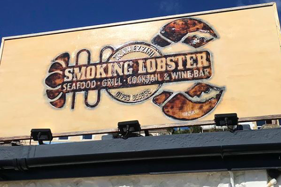 Smoking Lobster, Ventnor – Two-Course Lunch – normally up to £29.50 deal price £20.00 per person