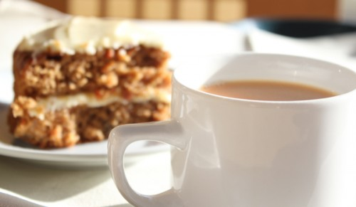 Town Choice, Newport -Afternoon Cake Special for Two with Tea or Coffee – normally up to £7.90 deal price from £4.95