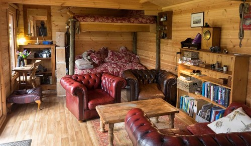 Fernhill Meadow, Wootton – Two or Three-Night Garden Studio or Traditional Yurt Getaway for up to Six People – normally up to £218.00 deal price from £99.00
