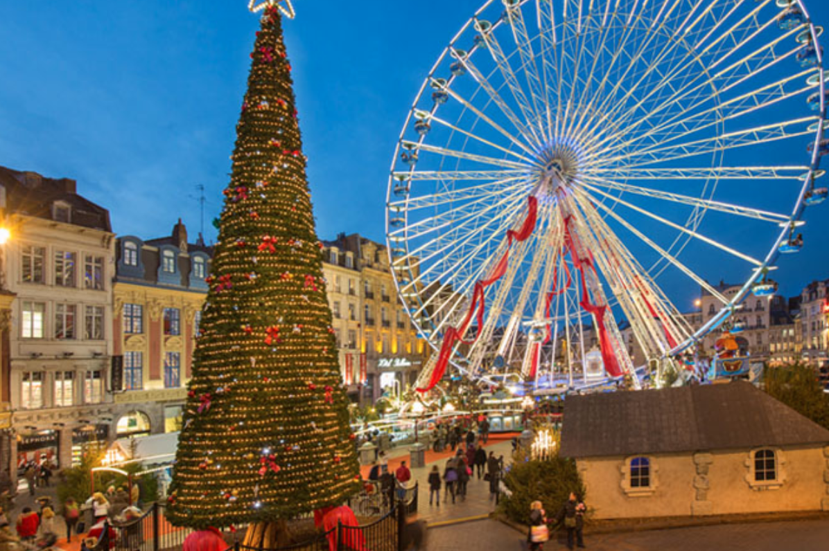 Christmas Day In France.Four Day French Christmas Market Trip Direct From The Island Including B B Accommodation Coach Travel And Ferry Crossings Deal Price 188 00 Per